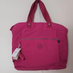 Kipling Lizzie laptop tote bag